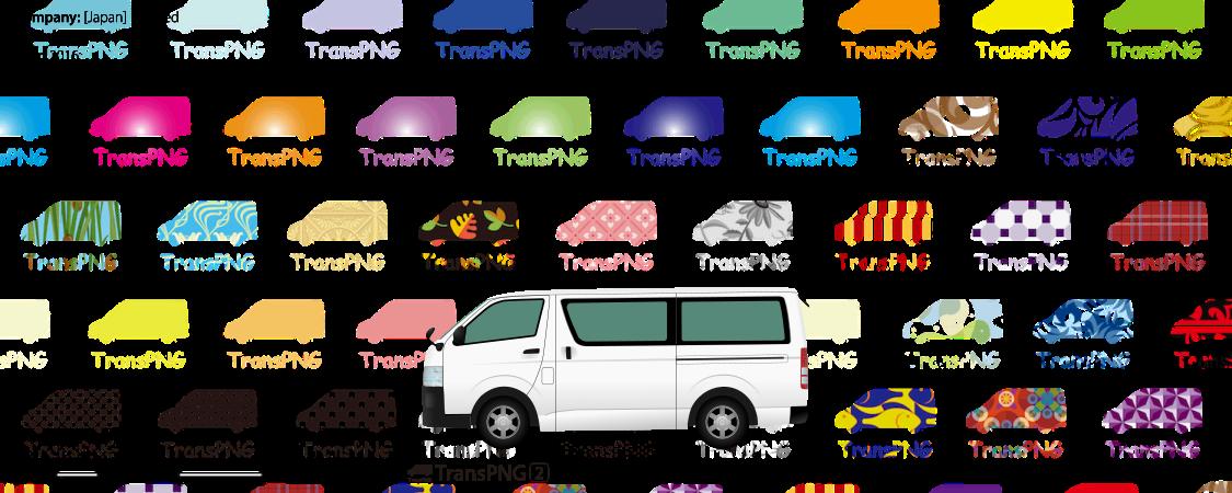 TransPNG.net | 分享世界各地多種交通工具的優秀繪圖 - 巴士 20003