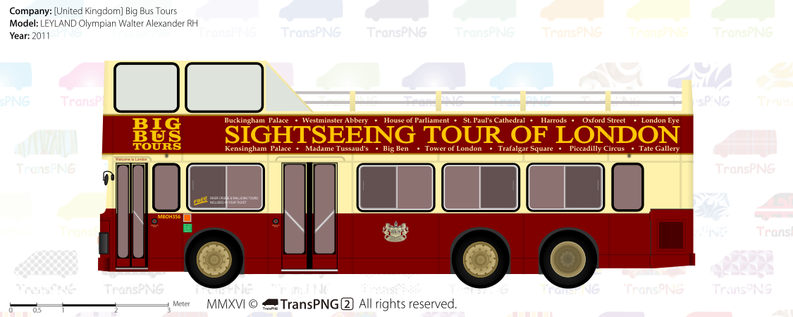 [20008] The Big Bus Tours 20008