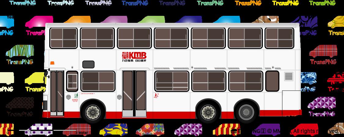 TransPNG.net | 分享世界各地多種交通工具的優秀繪圖 - 巴士 20009