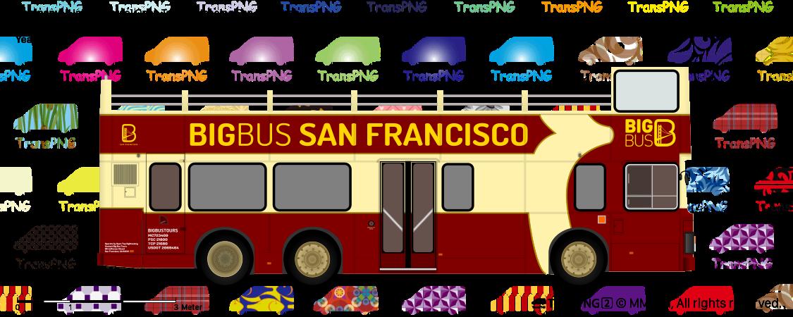 TransPNG.net | 分享世界各地多種交通工具的優秀繪圖 - 巴士 20011