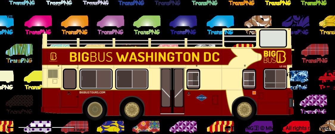 [20012] City Sightseeing Washington DC 20012