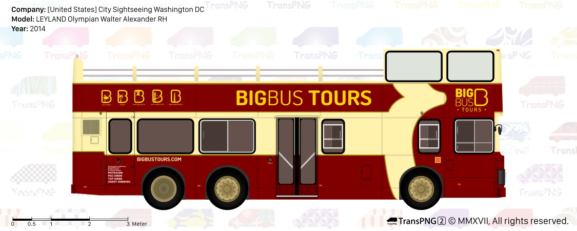 TransPNG.net | 分享世界各地多種交通工具的優秀繪圖 - 巴士 20013