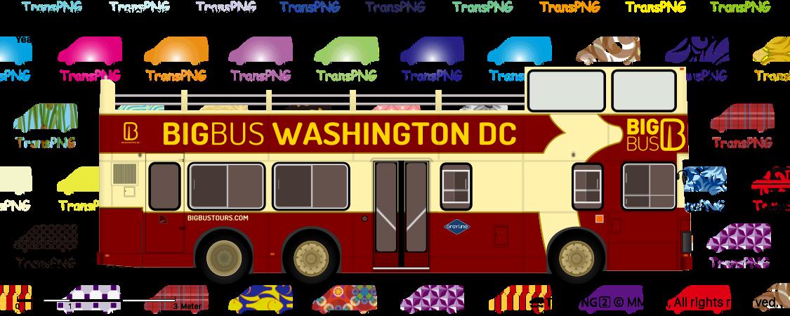 TransPNG.net | 分享世界各地多種交通工具的優秀繪圖 - 巴士 20014