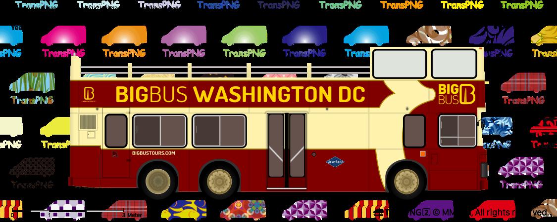 [20015] City Sightseeing Washington DC 20015