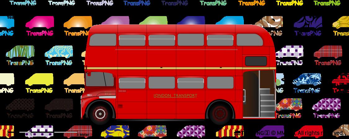 TransPNG.net | 分享世界各地多種交通工具的優秀繪圖 - 巴士 20019