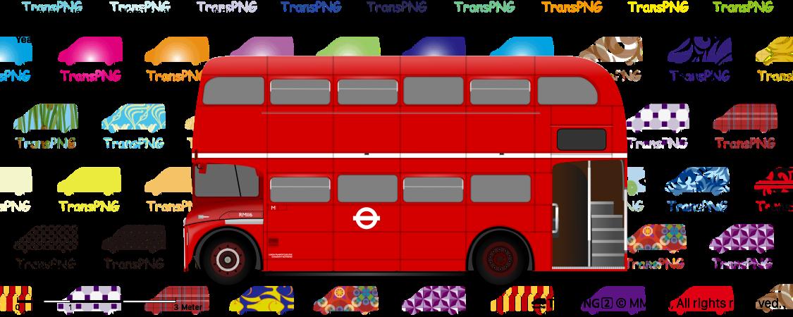TransPNG.net | 分享世界各地多種交通工具的優秀繪圖 - 巴士 20020