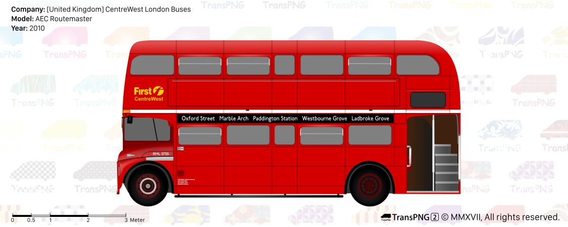 [20021] CentreWest London Buses 20021