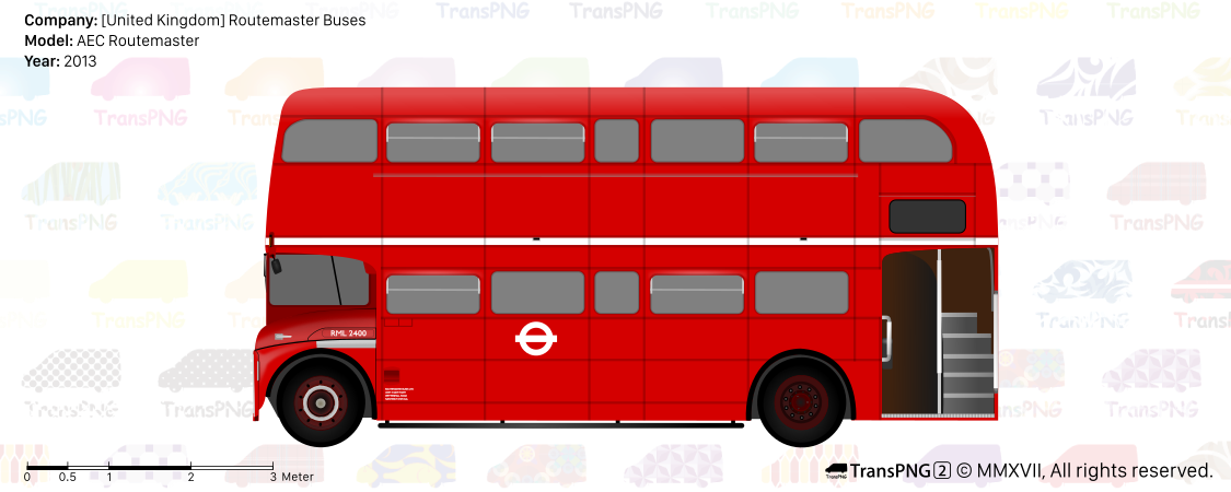 [20022] Routemaster Buses 20022