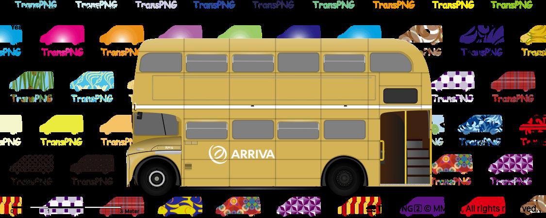 TransPNG.net | 分享世界各地多種交通工具的優秀繪圖 - 巴士 20023