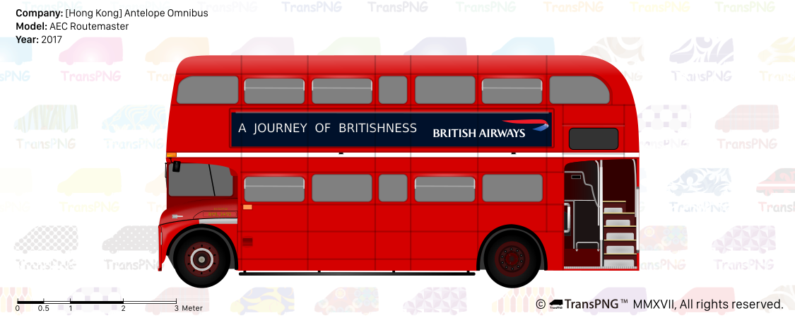 TransPNG.net   分享世界各地多種交通工具的優秀繪圖 - 巴士 20036