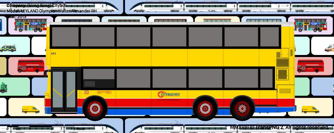 TransPNG.net | 分享世界各地多種交通工具的優秀繪圖 - 巴士 20048