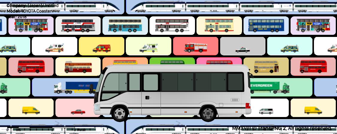 TransPNG.net | 分享世界各地多種交通工具的優秀繪圖 - 巴士 20049