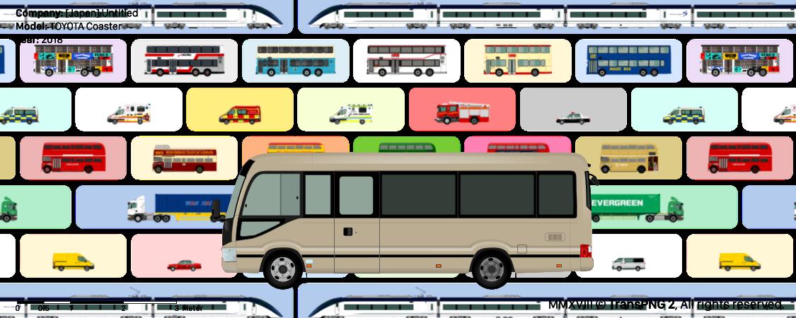 TransPNG.net | 分享世界各地多種交通工具的優秀繪圖 - 巴士 20050