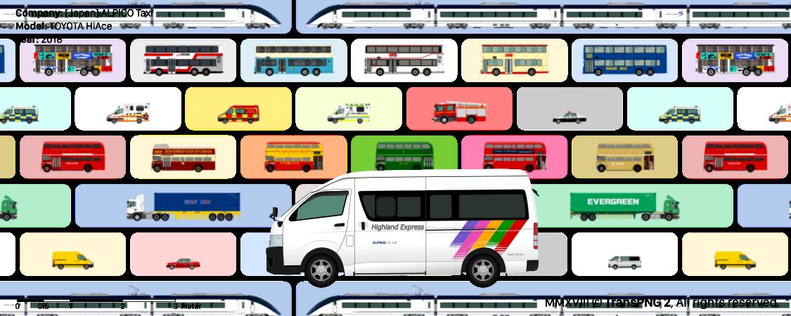 TransPNG.net | 分享世界各地多種交通工具的優秀繪圖 - 巴士 20060