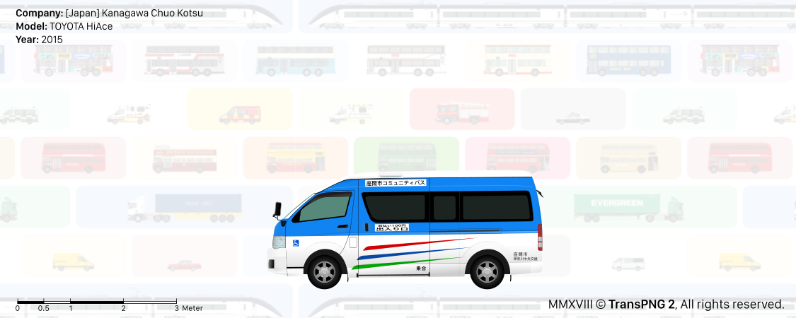 TransPNG.net | 分享世界各地多種交通工具的優秀繪圖 - 巴士 20063