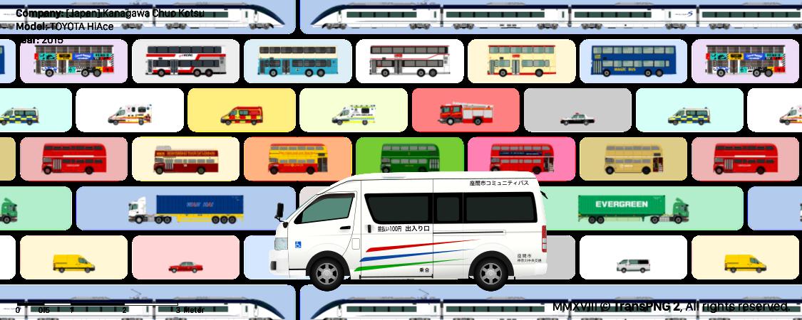 TransPNG.net | 分享世界各地多種交通工具的優秀繪圖 - 巴士 20065