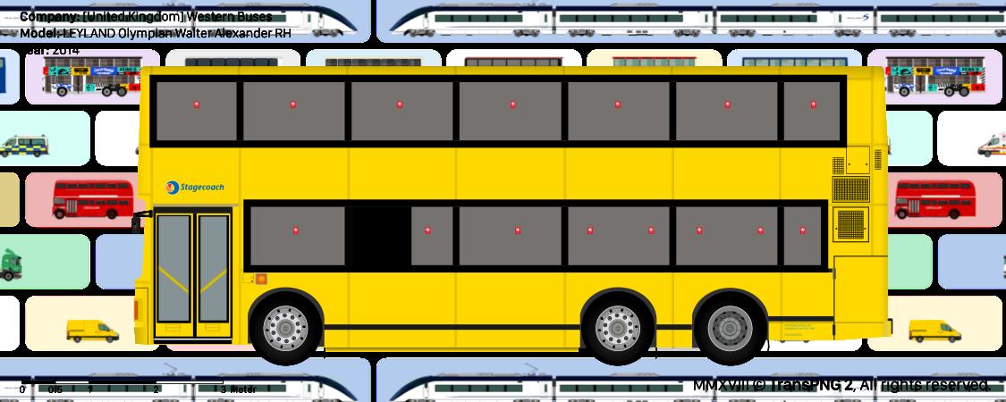 [20068] Western Buses 20068