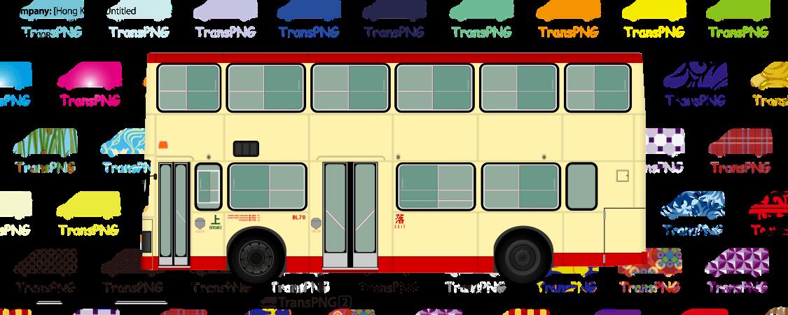 TransPNG.net | 分享世界各地多種交通工具的優秀繪圖 - 巴士 20113