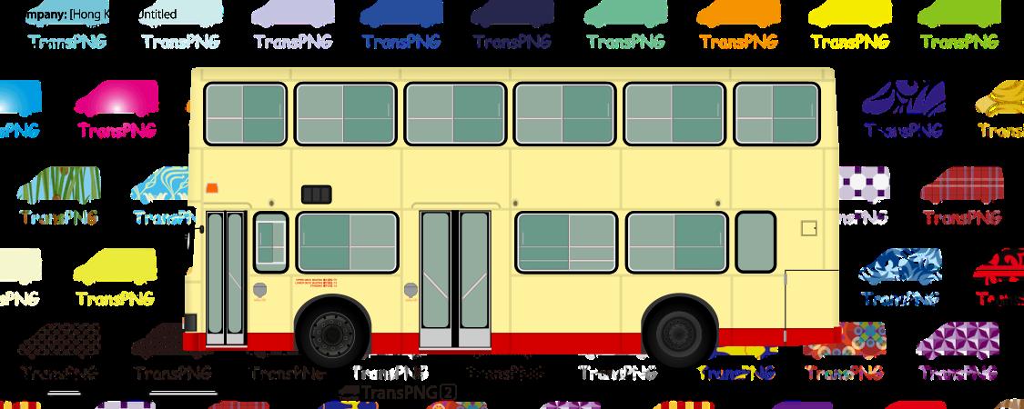 TransPNG.net | 分享世界各地多種交通工具的優秀繪圖 - 巴士 20114