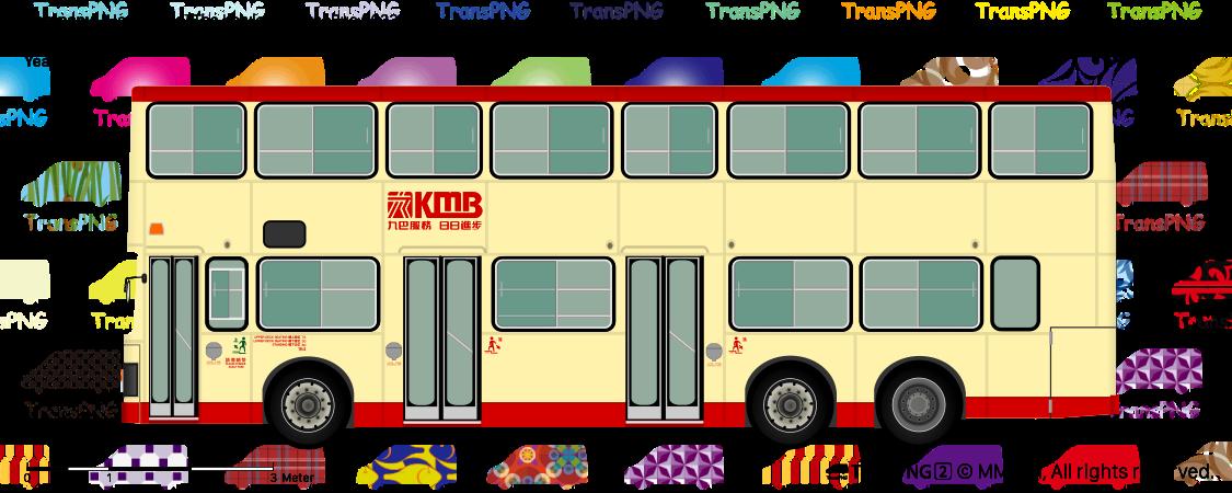 TransPNG.net | 分享世界各地多種交通工具的優秀繪圖 - 巴士 20120