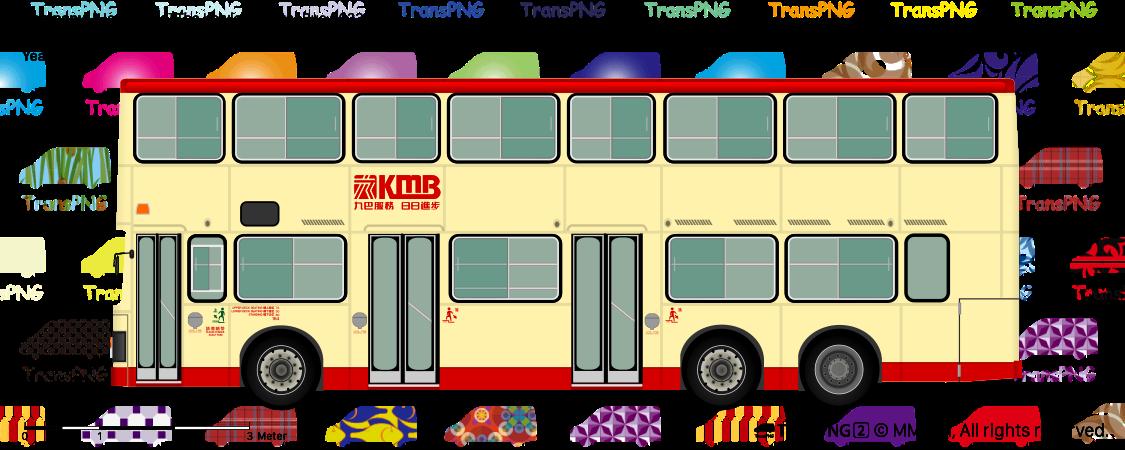 TransPNG.net | 分享世界各地多種交通工具的優秀繪圖 - 巴士 20121