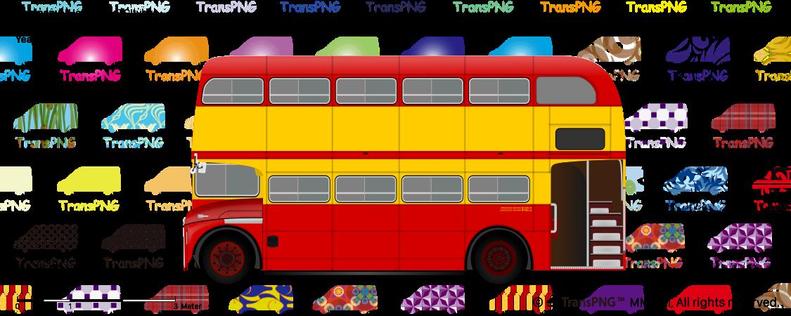 TransPNG.net | 分享世界各地多種交通工具的優秀繪圖 - 巴士 20130