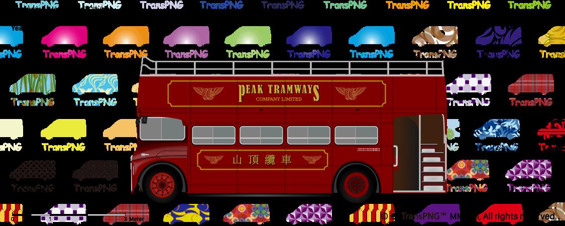 TransPNG.net | 分享世界各地多種交通工具的優秀繪圖 - 巴士 20131