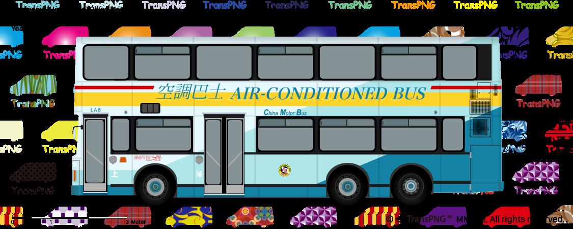 TransPNG.net | 分享世界各地多種交通工具的優秀繪圖 - 巴士 20134