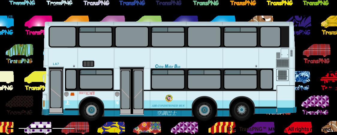 TransPNG.net | 分享世界各地多種交通工具的優秀繪圖 - 巴士 20135