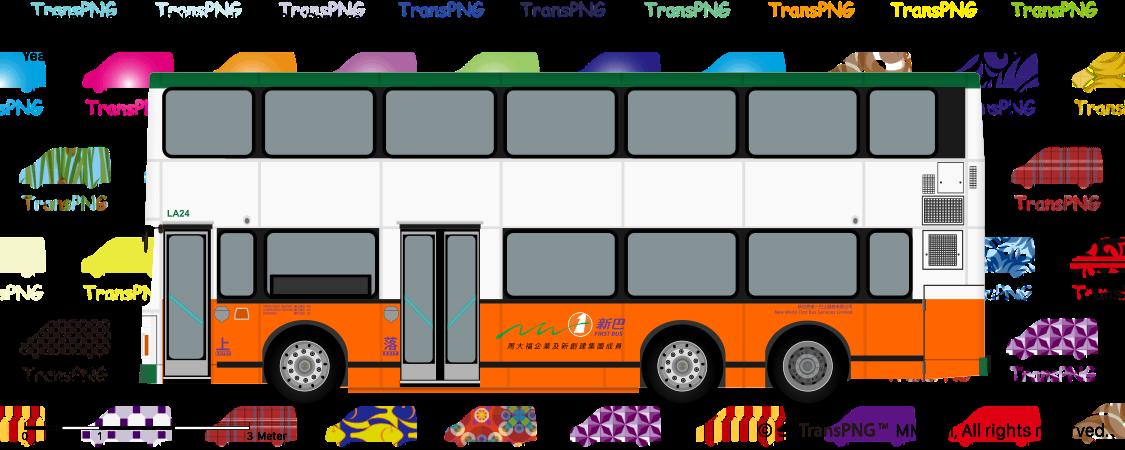 TransPNG.net   分享世界各地多種交通工具的優秀繪圖 - 巴士 20139