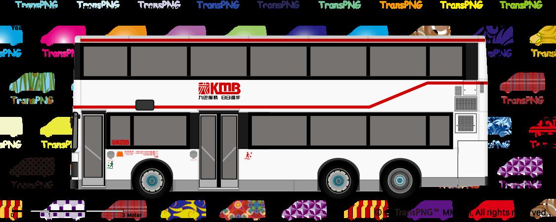 TransPNG.net   分享世界各地多種交通工具的優秀繪圖 - 巴士 20141