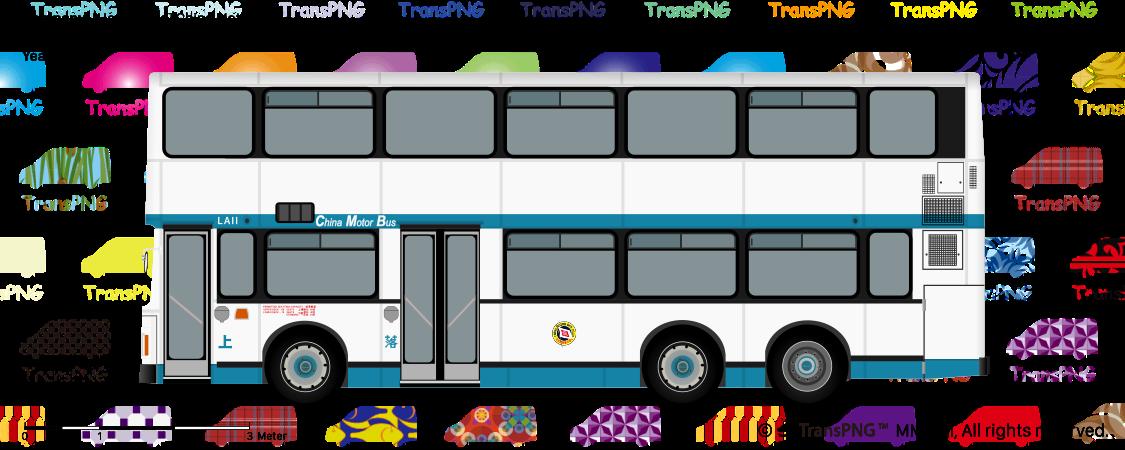 TransPNG.net | 分享世界各地多種交通工具的優秀繪圖 - 巴士 20146