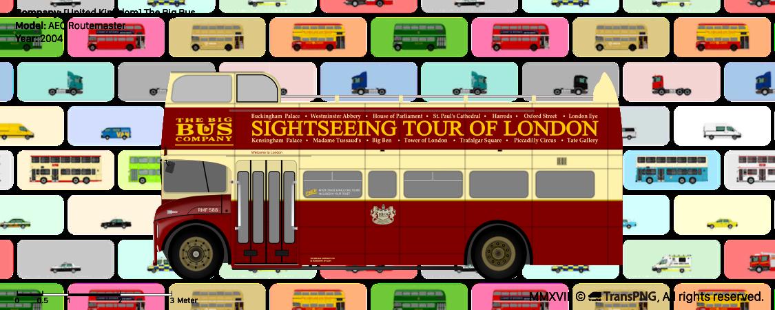 [20158] The Big Bus 20158