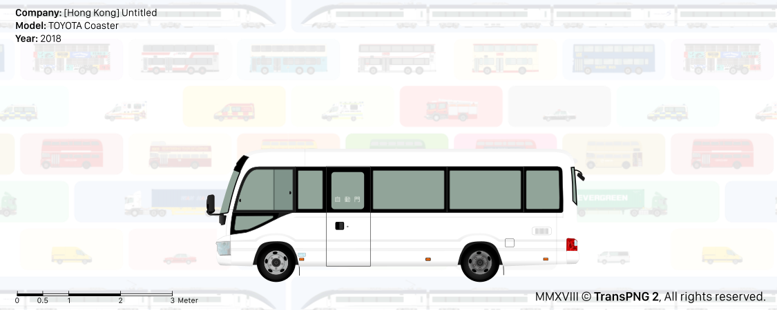 TransPNG US | Sharing Various Transport Drawings - Bus 20172