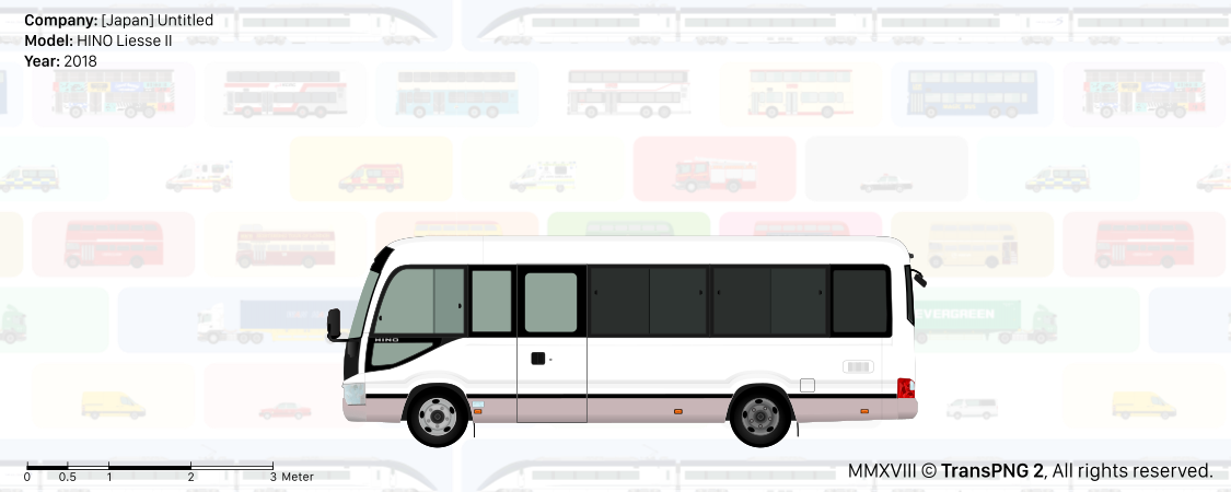 TransPNG US | Sharing Various Transport Drawings - Bus 20173