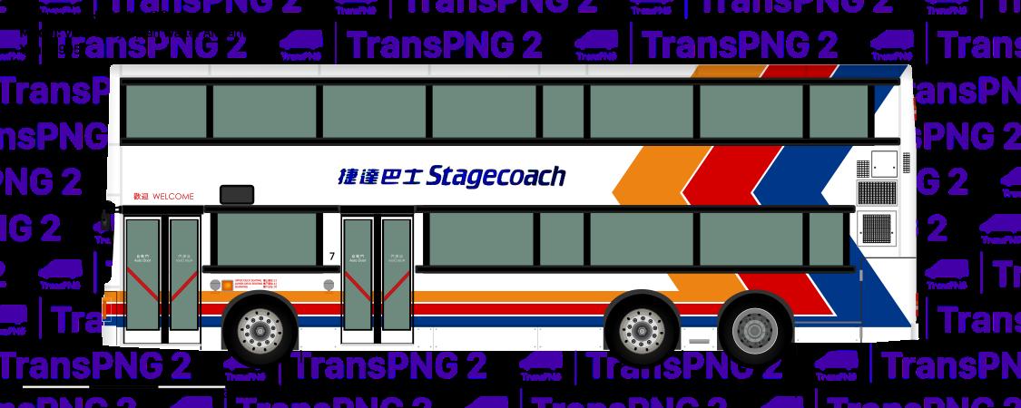 TransPNG.net | 分享世界各地多種交通工具的優秀繪圖 - 巴士 20248