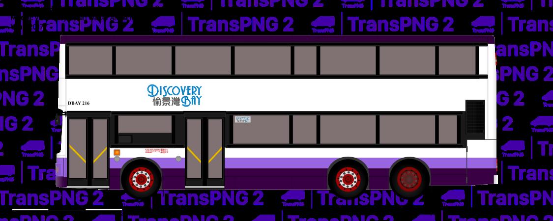 TransPNG.net | 分享世界各地多種交通工具的優秀繪圖 - 巴士 20249