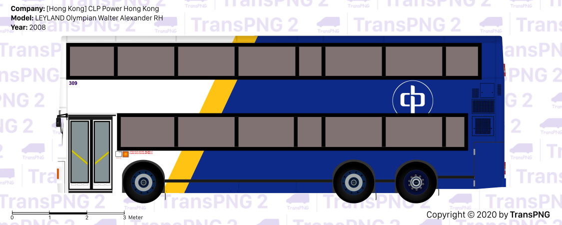 TransPNG UK | Sharing Excellent Drawings of Transportations - Bus 20256