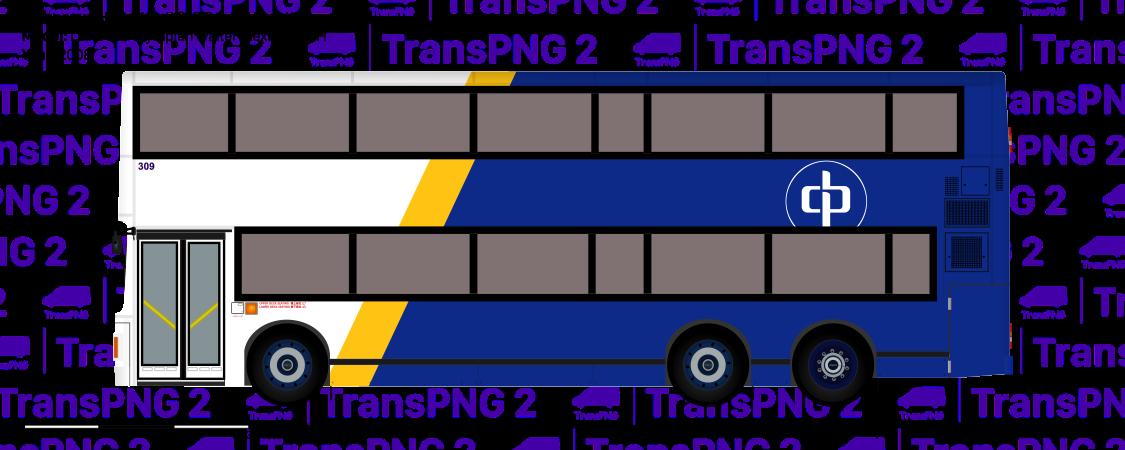 TransPNG.net | 分享世界各地多種交通工具的優秀繪圖 - 巴士 20256