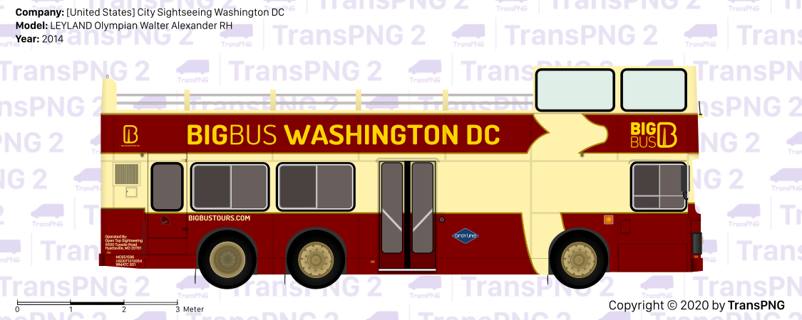 [20261] City Sightseeing Washington DC 20261