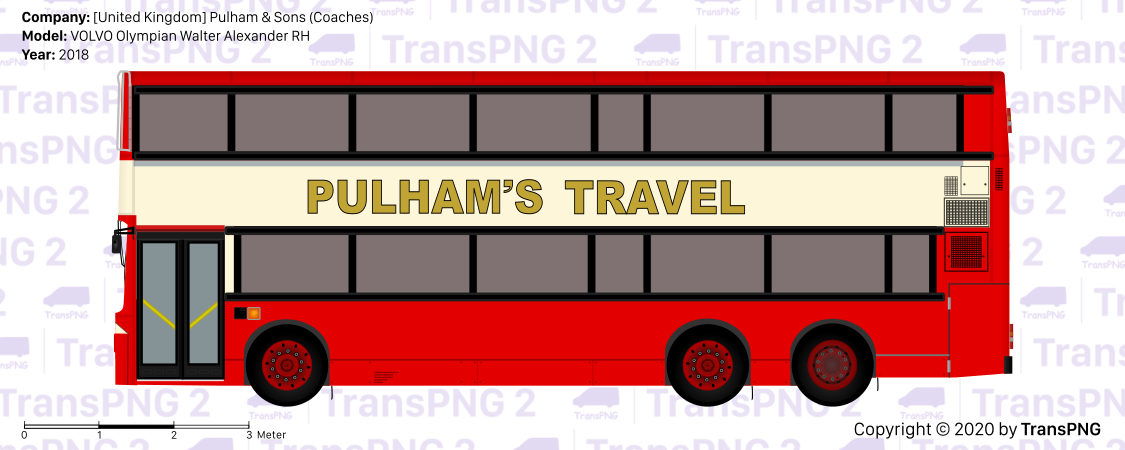 [20265] Pulham & Sons (Coaches) 20265