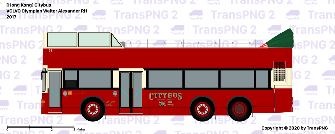 TransPNG.net | 分享世界各地多種交通工具的優秀繪圖 - 巴士 20272