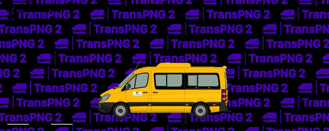 TransPNG.net | 分享世界各地多種交通工具的優秀繪圖 - 巴士 20278