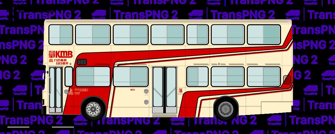 TransPNG.net | 分享世界各地多種交通工具的優秀繪圖 - 巴士 20284
