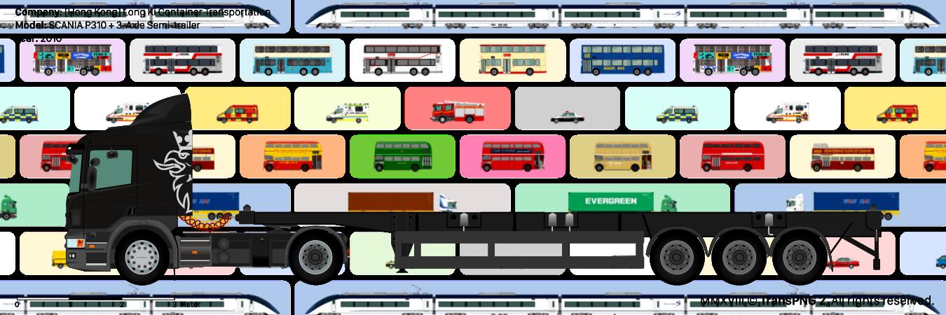 [21030] Long Ki Container Transportation 21030