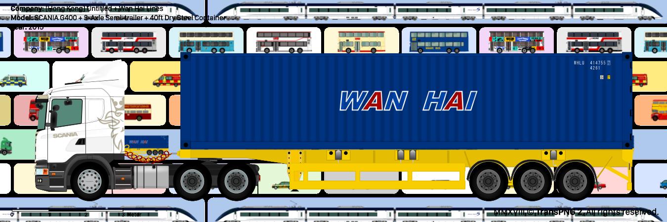 [21033] Wan Hai Lines 21033