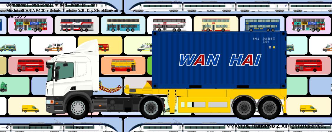 TransPNG.net   分享世界各地多種交通工具的優秀繪圖 - 貨車 21034