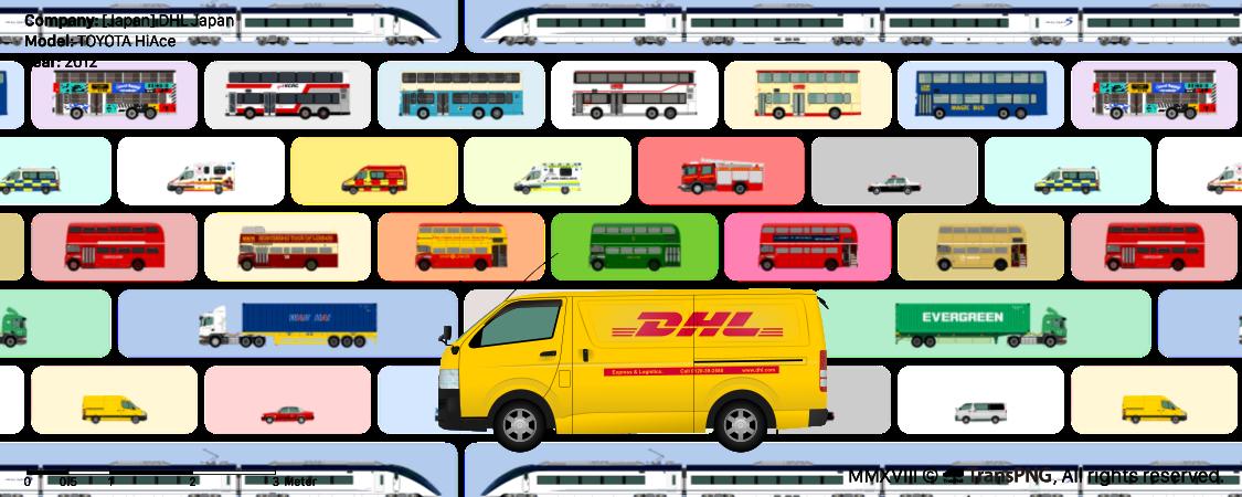 TransPNG TAIWAN | 分享世界各地多種交通工具的優秀繪圖 - 卡車 21037