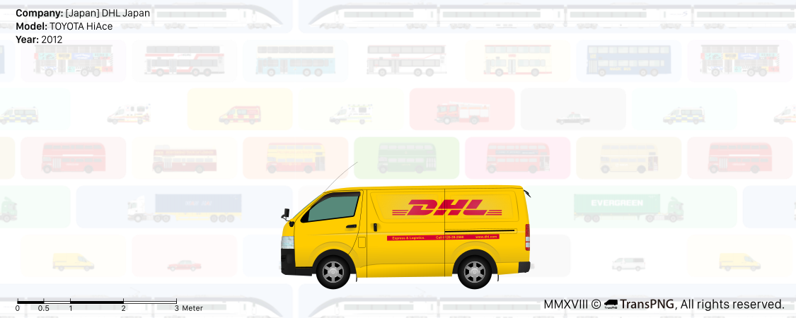 [21037] DHL日本 21037