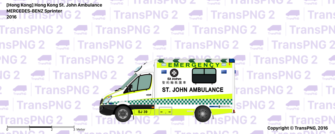[22013] Hong Kong St. John Ambulance 22013